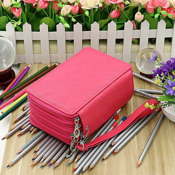 72 holder Pencil Case