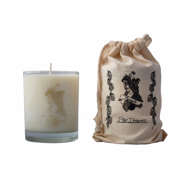 Trovati Soy Wax Candle - Pipe Dreams - fifthandmaple