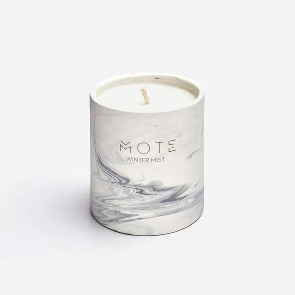Winter Mist Fragrance Candle