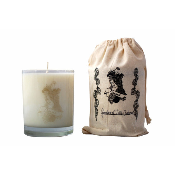 Trovati Soy Wax Candle - Gardens of Villa Cimbrone - fifthandmaple