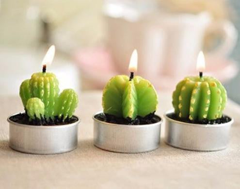 Candle - Cactus Tea Candles
