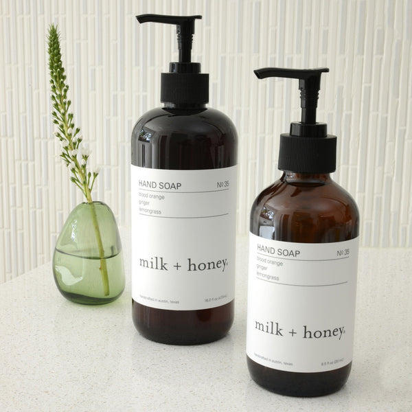 Hand Soap, Nº 35 - fifthandmaple