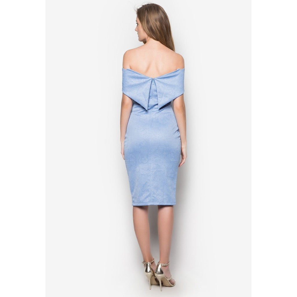 Bluebelle Dress - fifthandmaple