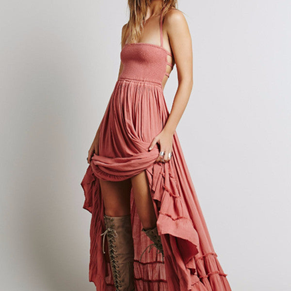 Dress - Boho Babe Party Dress
