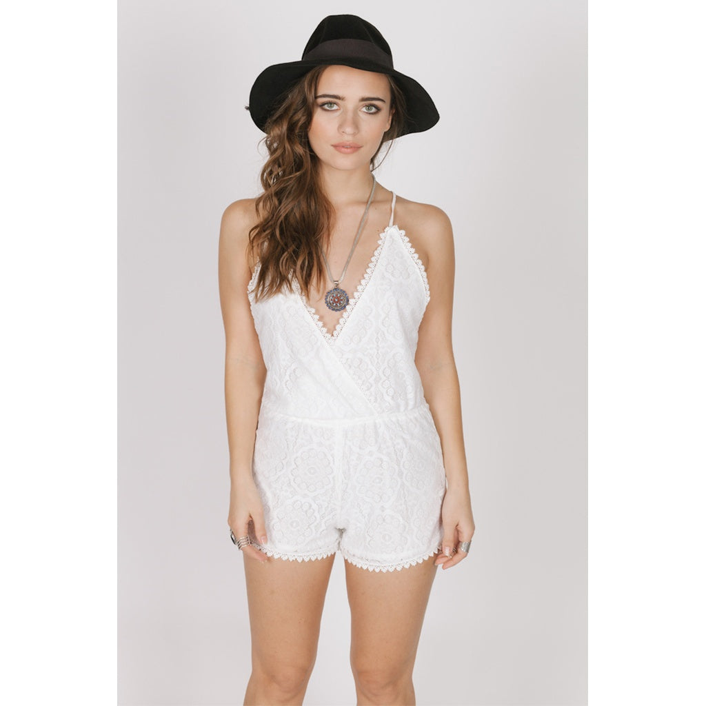 First Crush Romper - fifthandmaple