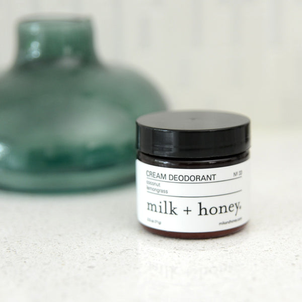 Cream Deodorant, Nº 33 - fifthandmaple