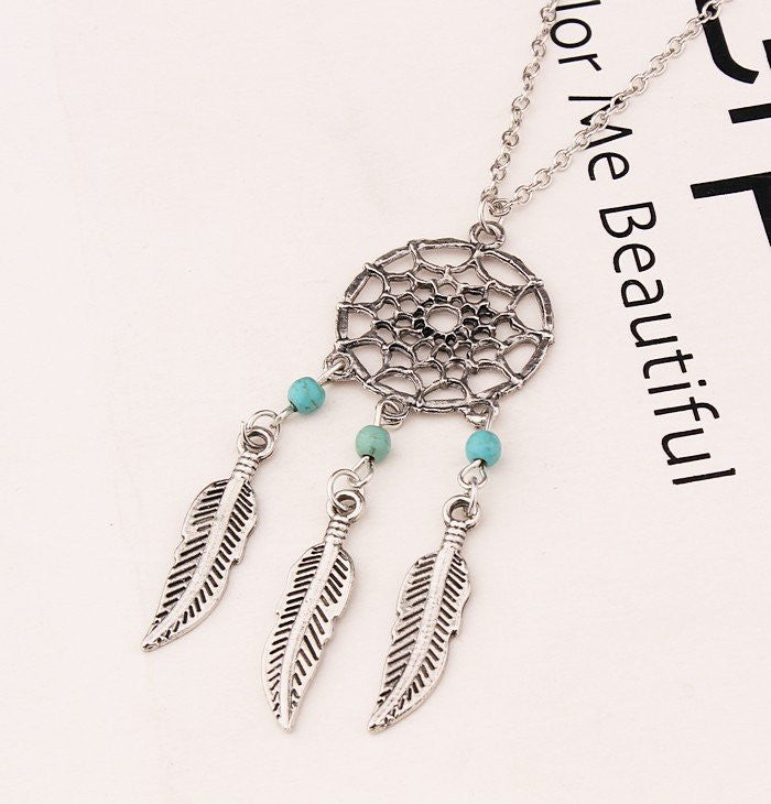 Necklace - Dreamcatcher Necklace
