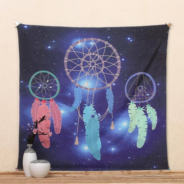 Tapestry - Space Dreamcatchers Tapestry