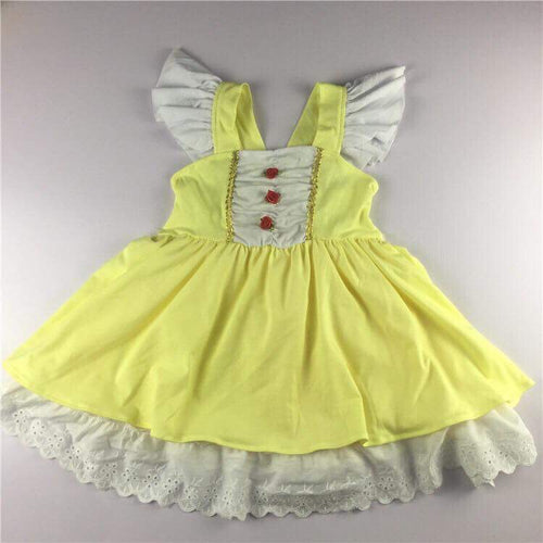 Belle Princess Play Dress