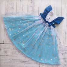 Frozen Elsa and Anna Inspired Play dresses