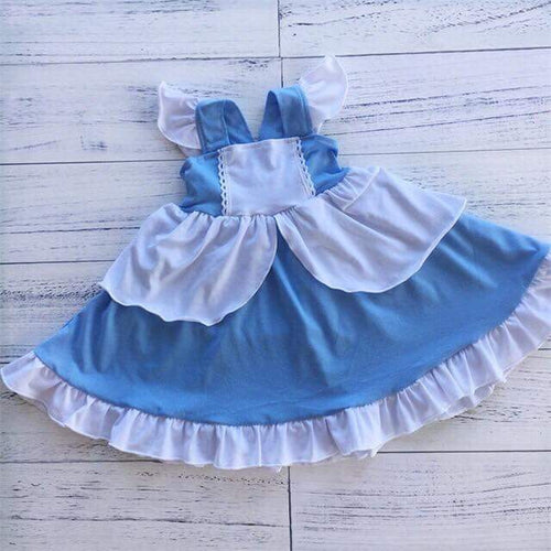 Cinderella Princess Play Dress