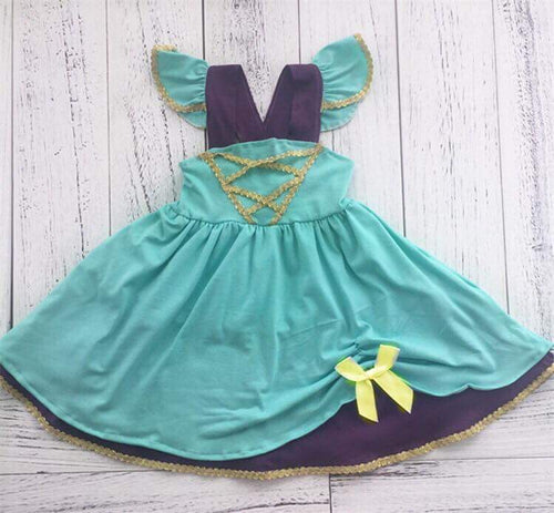Jasmine Princess Play Dress