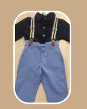 Boys Suspender Set