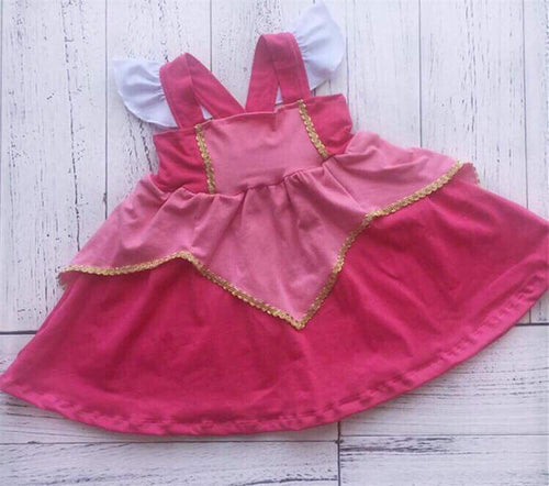 Aurora Princess Play Dress