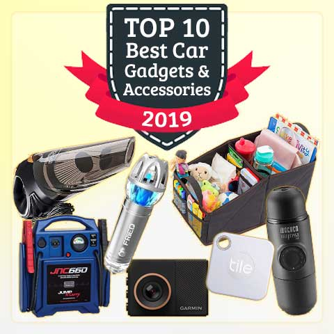 Top 10 Best Car Accessories and Gadgets of 2020