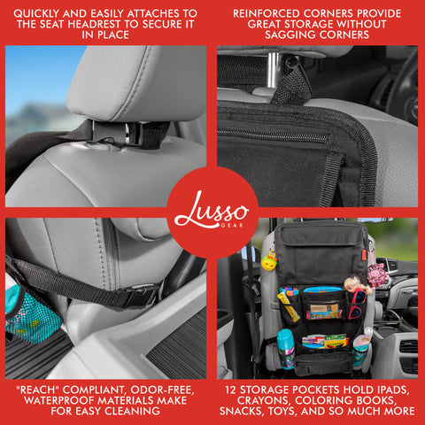 Image of Backseat Car Organizer