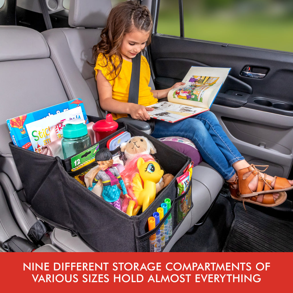 Child car organizer