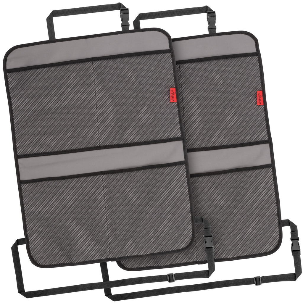 Kick mats with 4 pockets