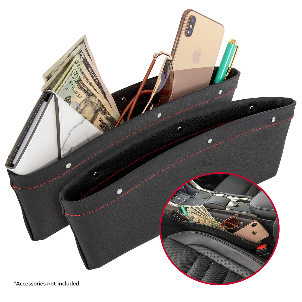 2-In-1 Car Pocket Organizer