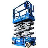 Scissor Lift - 5.8m (19ft) electric - Mega Hire