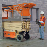 Scissor Lift - 6.1m (20ft) electric - Mega Hire