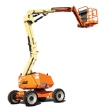 Mobile knuckle boom - 10.6m (34ft) diesel JLG - Mega Hire