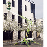 Trailer mounted cherry picker - 12m Nifty - Mega Hire