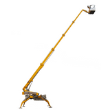 Mobile Spider boom - 25m (85ft) Hybrid - Mega Hire