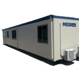 Site office - 3.6m x 3m (multiple layouts) - Mega Hire
