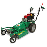 Lawn mower/Slasher 600mm - self propelled - Mega Hire