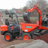 Dumper - high tip - Mega Hire