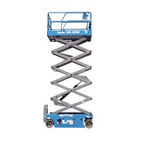 Scissor Lift - 12m (40ft) electric - Mega Hire