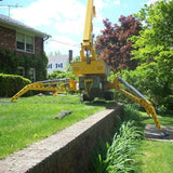 Mobile Spider boom - 29m (95ft) Hybrid - Mega Hire