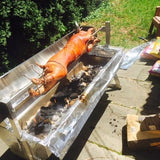 Barbeque - spit roaster - Mega Hire