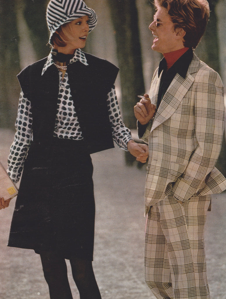 Guy Laroche Marie Claire 1973 Mike Reinhardt