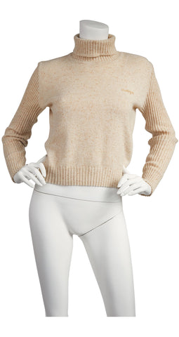 1970s Signature Turtleneck Sweater