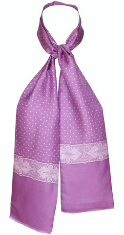 db895c23300e Men's Purple Silk Long Neck Scarf. Men's Purple Silk Long Neck Scarf · Jean-Louis  Scherrer