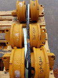 TRACK ROLLERS, SPROCKETS,IDLERS