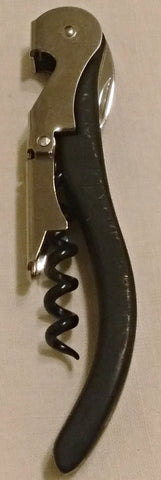 Double Hinged Soft Touch Corkscrew