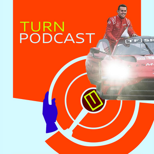 Turn Podcast #10 - Charlie Eastwood