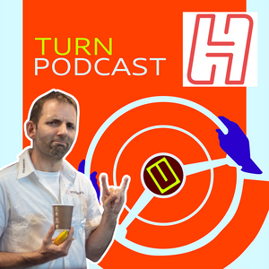 Turn Podcast #9 - Niels Heusinkveld