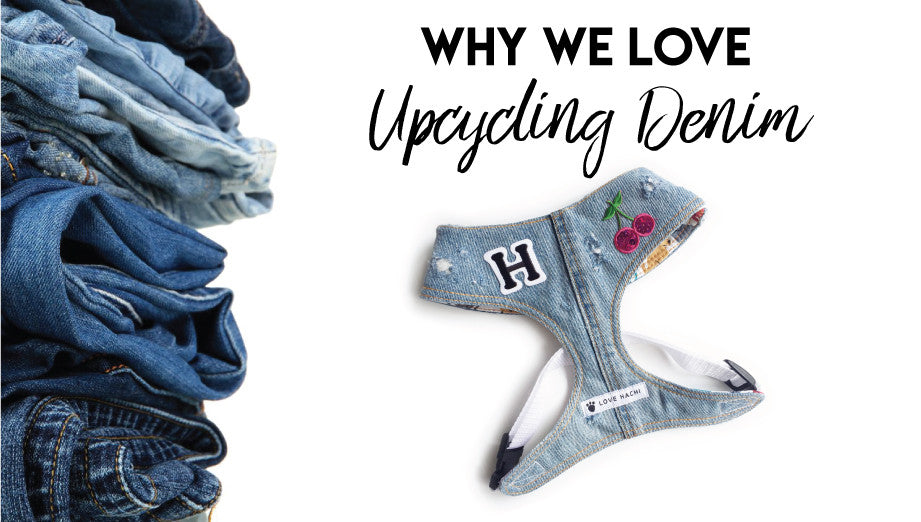 Why We Love Upcycling Denim