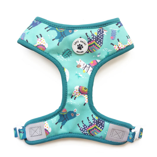 Cool as Cactus Reversible Dog Harness