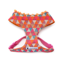 Malibu Pom Pom Dog Harness