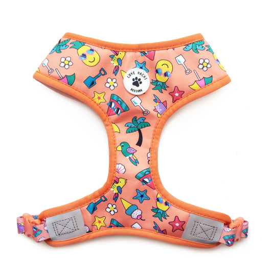 Puppa Colada Reversible Dog Harness