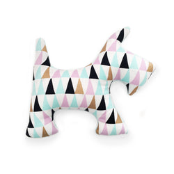 Triangle Geometric Aroma Dog Toy