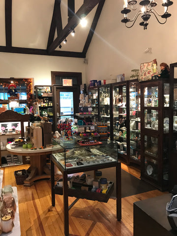 Interior of Gifted - Gift boutique in Staten Island, NY