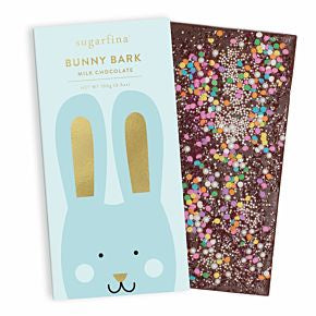 Milk Chocolate Bunny Bark Bar