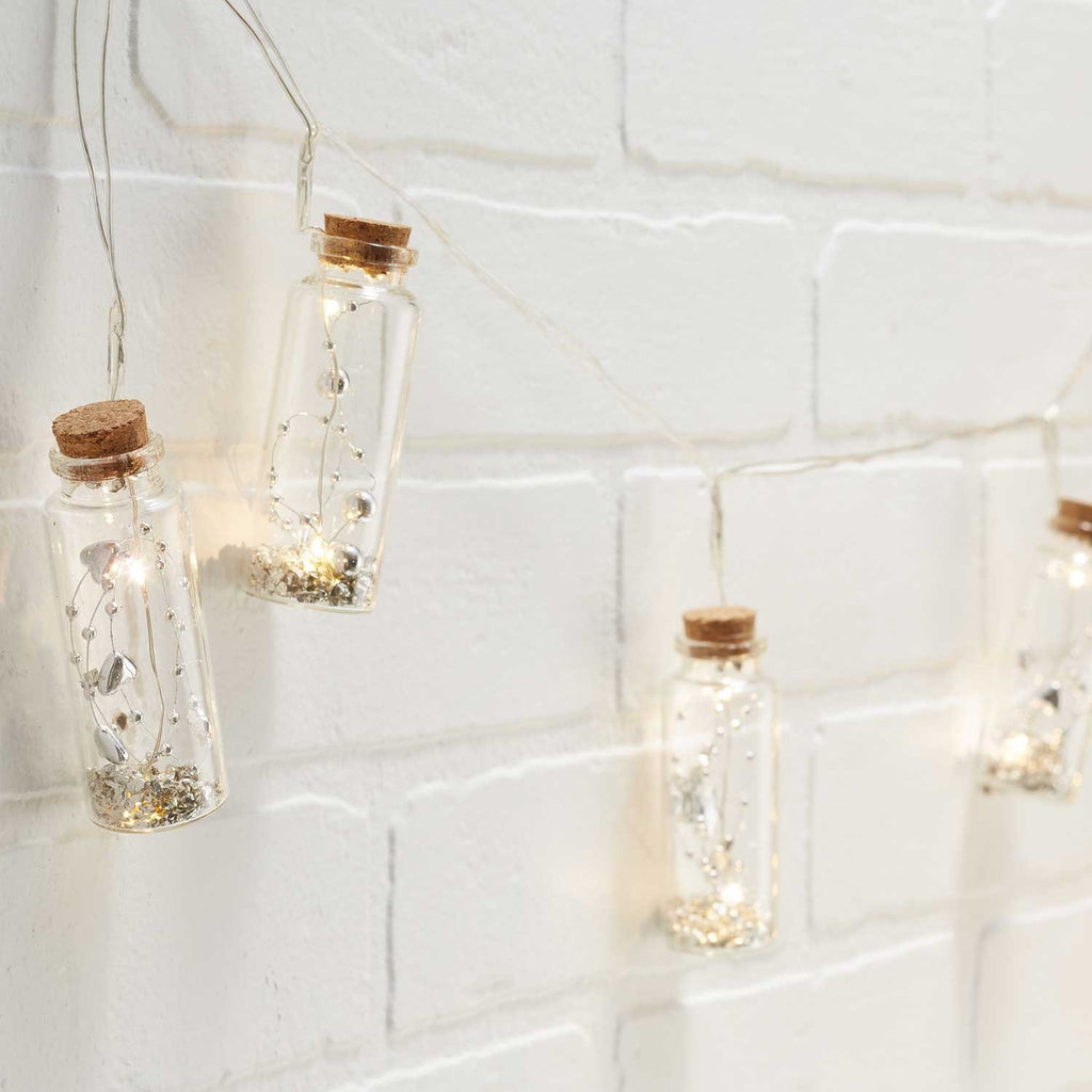 LED Bottle String Light