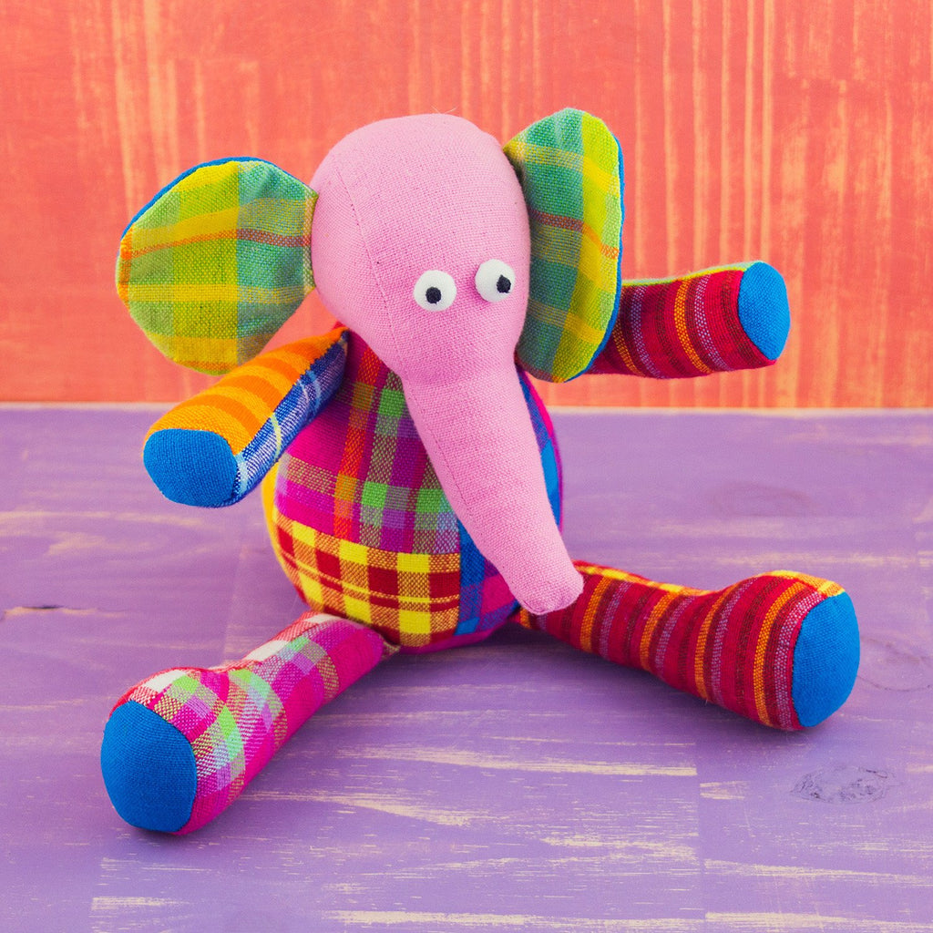 Patchwork Doll Elephant
